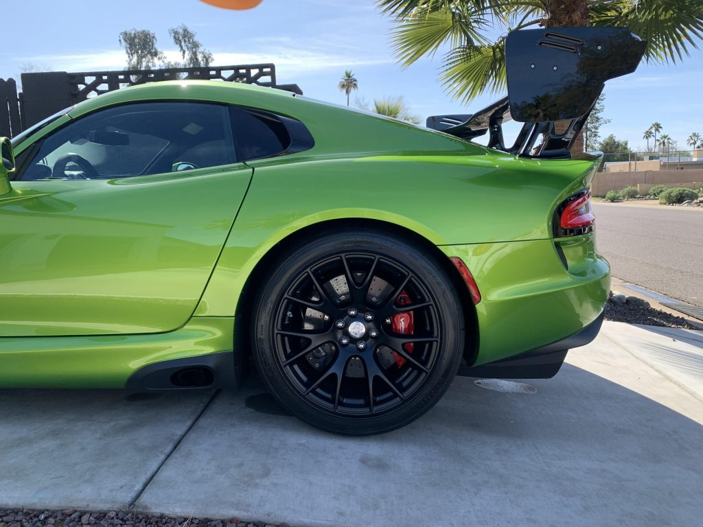 car paint correction scottsdale
